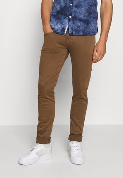 Replay - ANBASS - Jeans slim fit - cigar