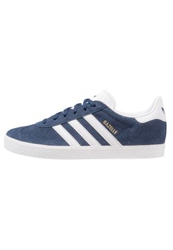 adidas Originals - GAZELLE  - Baskets basses - collegiate navy/footwear white