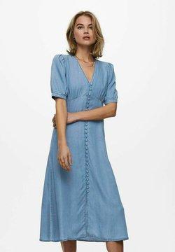 ONLY - Vestito di jeans - medium blue denim
