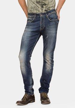 Stockerpoint - Jeans Straight Leg - dark grey
