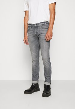 7 for all mankind - RONNIE SERGEANT  - Jeans slim fit - grey