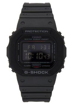 G-SHOCK - LAYERED BEZEL - Montre à affichage digital - black