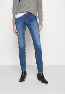 Noisy May - NMEVE SKINNY - Jeans Skinny Fit - medium blue denim