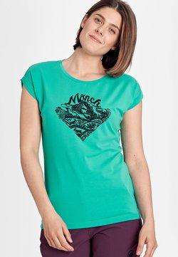 Mammut - MOUNTAIN - T-Shirt print - ceramic