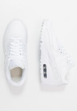 Nike Sportswear - AIR MAX 90 UNISEX - Baskets basses - white/metallic silver