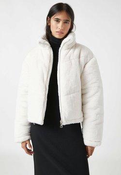 PULL&BEAR - Winterjacke - white
