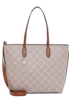 Tamaris - ANASTASIA - Shopping Bag - taupe