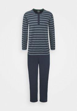 Ceceba - Pyjama - blue-dark-stripes