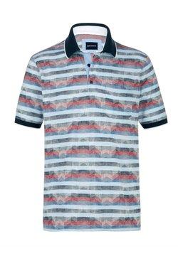 Babista - Poloshirt - blau,rot