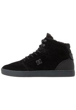 DC Shoes - CRISIS HIGH WNT - Sneakers hoog - black/grey
