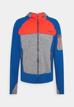 Icepeak - BERKSHIRE - Fleece jacket - navy blue