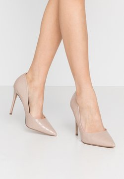 Head over Heels by Dune - AIMEES - High Heel Pumps - nude