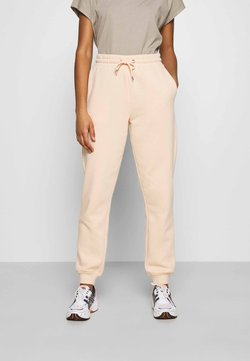 Monki - KARDI PANTS - Jogginghose - beige