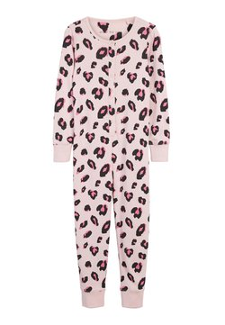 Next - ALL-IN-ONE WITH POPPERS - Pyjama - pink