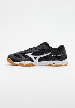 Mizuno - WAVE MEDAL 6 - Sportschoenen - black/white