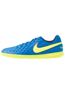 Nike Performance - TIEMPO LEGEND 8 CLUB IC - Fußballschuh Halle - soar/midnight navy/volt