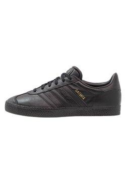 adidas Originals - GAZELLE - Joggesko - core black