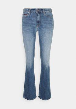 Tommy Jeans - MADDIE BOOTCUT - Bootcut-farkut - blue denim