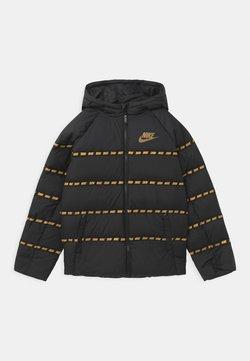 Nike Sportswear - UNISEX - Veste mi-saison - black/metallic gold