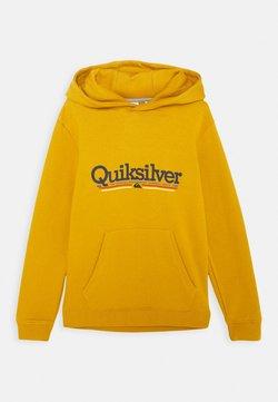 Quiksilver - Hoodie - honey