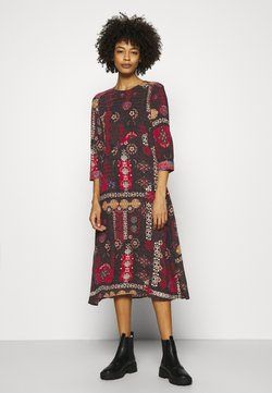 Desigual - VEST ALBURQUERQUE - Sukienka letnia - black