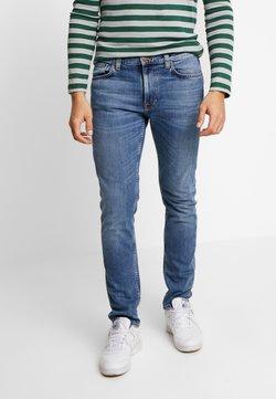Nudie Jeans - LEAN DEAN - Jeans slim fit - lost orange