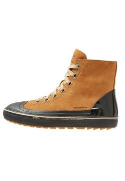 Sorel - CHEYANNE - Sneaker high - elk/black