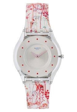 Swatch - JARDIN FLEURI - Montre - white