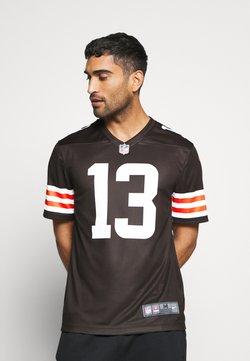 Nike Performance - NFL CLEVELAND BROWNS ODELL BECKHAM JR LEGEND TEAM COLOUR - Squadra - seal brown