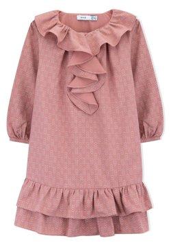 Knot - ESTHER  - Freizeitkleid - pink