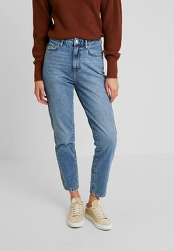 Gina Tricot - DAGNY HIGHWAIST - Jeans Relaxed Fit - mid blue