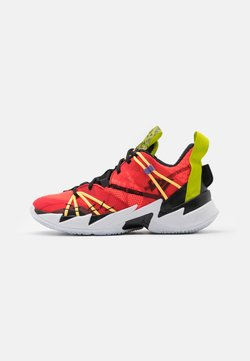 Jordan - WHY NOT SE - Zapatillas de baloncesto - bright crimson/black/university red/white/bright cactus/citron pulse