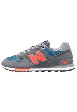 New Balance - ML574 - Sneaker low - grey/blue