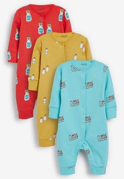Next - 3 PACK - Pijama - red
