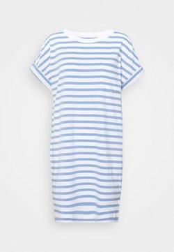 GAP - TEE - Jerseykleid - blue