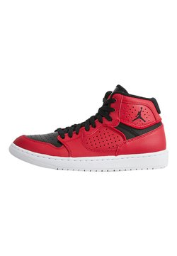Jordan - JORDAN ACCESS - Sneaker high - gym red/black-white