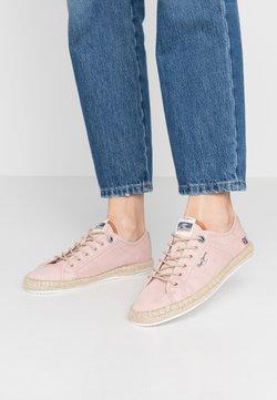 Pepe Jeans - TOURIST ISLAND - Alpargatas - washed pink