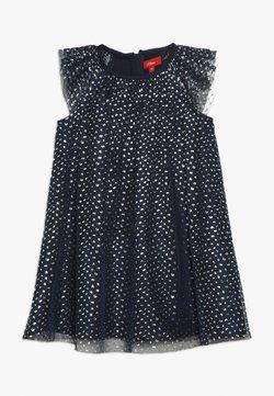 s.Oliver - KURZ - Cocktailkleid/festliches Kleid - dark blue