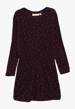 Soft Gallery - VIGDIS DRESS - Jerseykleid - bordeaux