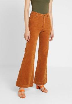Rolla's - EASTCOAST FLARE - Pantalones - tan