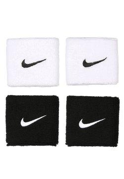Nike Performance - WRISTBANDS 4 PACK UNISEX - Muñequera - black/white