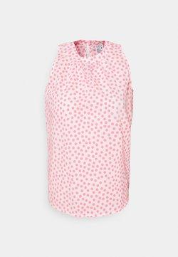 Emily van den Bergh - Top - neon pink