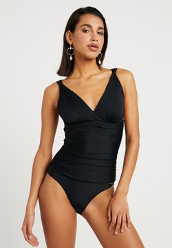 LASCANA - SWIMSUIT - Badeanzug - black