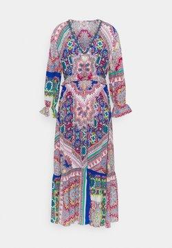 Derhy - SOLAIRE DRESS - Maxikleid - blue
