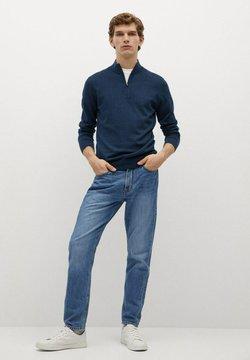 Mango - Stickad tröja - azul indigo