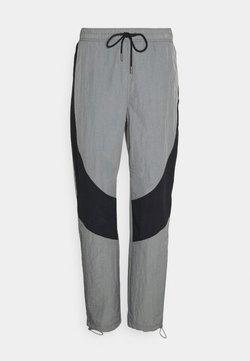 Jordan - Jogginghose - smoke grey/black/(black)