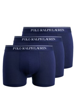 Polo Ralph Lauren - POUCH TRUNKS 3 PACK - Shorty - navy