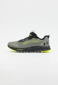 Under Armour - CHARGED BANDIT TR 2 - Vaelluskengät - grey