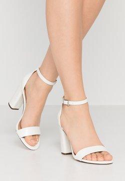 Call it Spring - TAYVIA  - Korolliset sandaalit - white