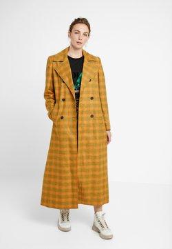 Gestuz - FRIA COAT - Manteau classique - yellow/green